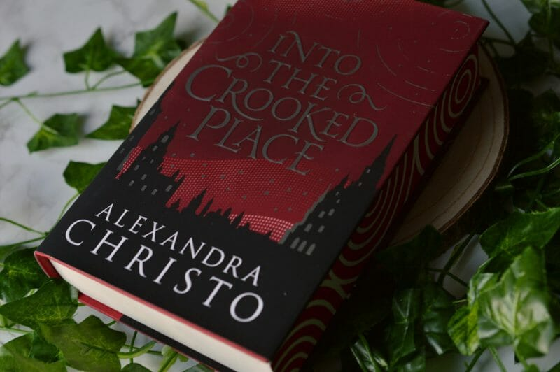 Book Review Into The Crooked Place By Alexandra Christo Luchia Houghton
