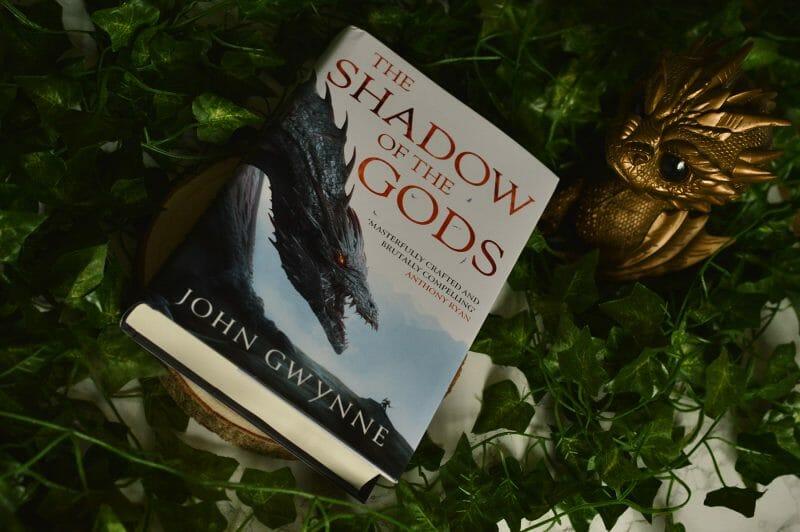 Shadow of the Gods by John Gwynne Hardcover